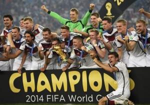 W杯=ドイツ4回目の優勝、ゲッツェが延長後半に決勝ゴール